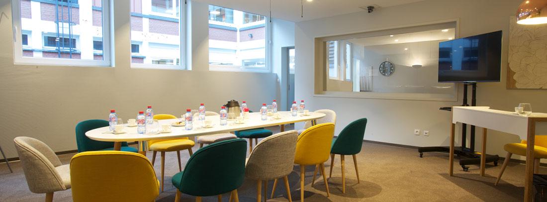 Facily hire in Lille