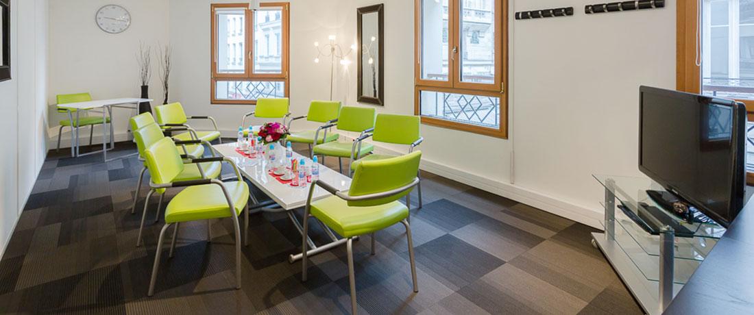 Studio hire in Paris